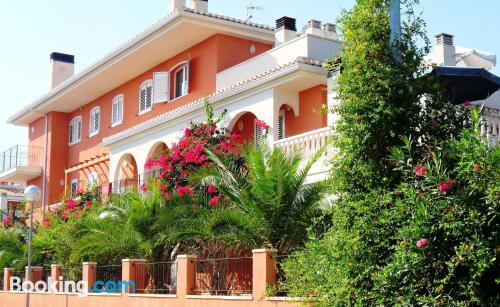 Baby friendly home in Sagunto with terrace.