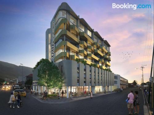 Espacioso apartamento en Ciudad del Cabo. ¡50m2!.
