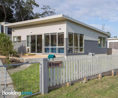 Apartment in Coles Bay with heating and internet