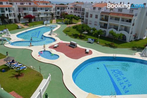 Comfy apartment with two bedrooms. 60m2!