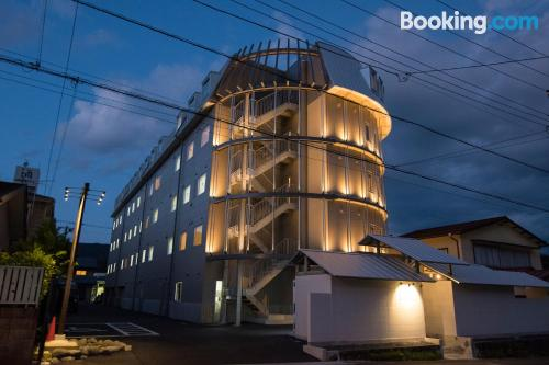 Cuco apartamento parejas en Nikkō