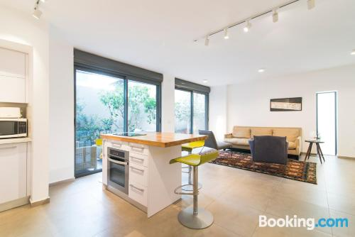 Spacious apartment in best location with terrace