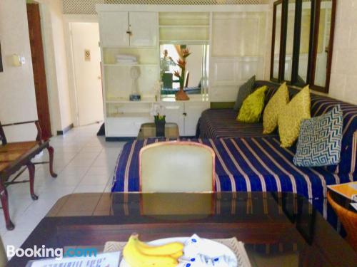 One bedroom apartment with pool