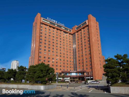 Apartamento de 40m2 en Ciudad Metropolitana de Busan con conexión a internet.