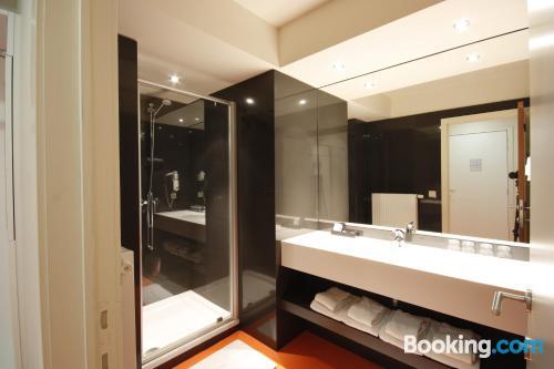 Apartamento acogedor parejas en buena ubicación de Blankenberge
