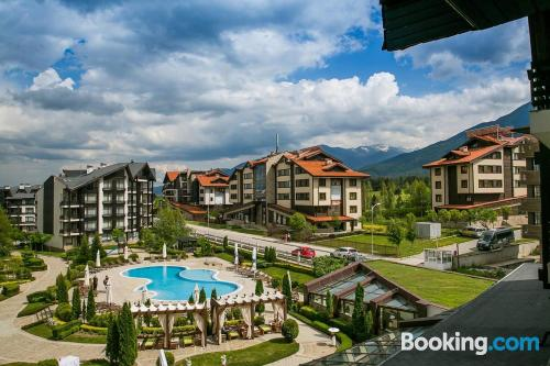 Place with internet in Bansko.
