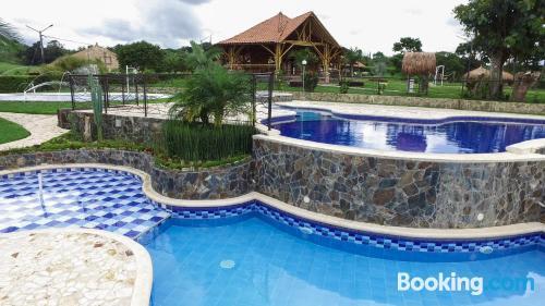 Quimbaya home. Swimming pool!