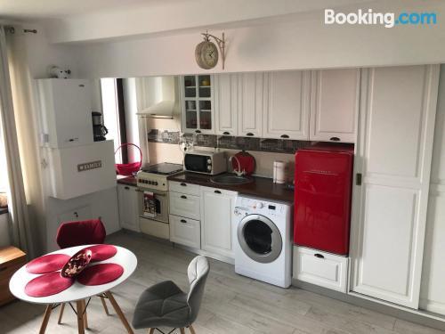 Ideal apartamento de una habitación en Suceava