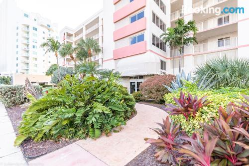 Two rooms in center in Sunny Isles Beach.