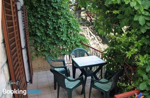 Apartamento con terraza en Babino Polje.