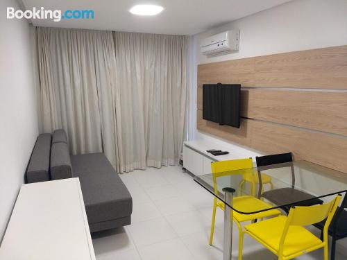 Great one bedroom apartment with air-con