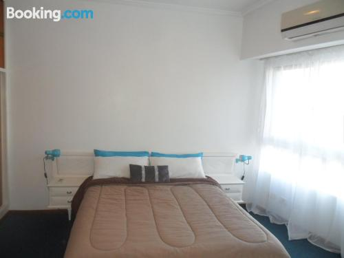 One bedroom apartment place in Tigre convenient for two.