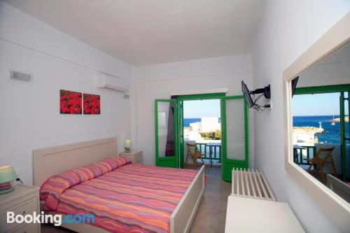 One bedroom apartment in Alopronia for two