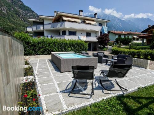 Family friendly home in Chiavenna with terrace