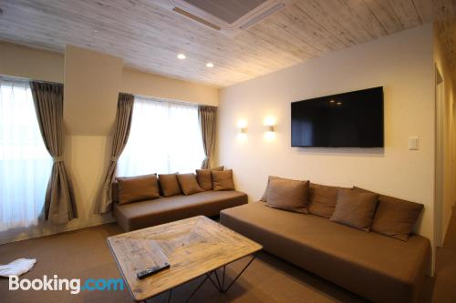 1 bedroom apartment with air