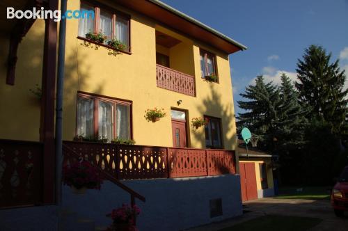 Amplio apartamento de dos habitaciones en Nagymaros