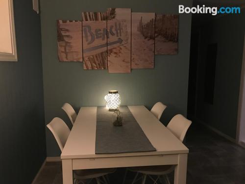 Apartamento en Leknes. Apto para niños