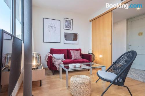 Great 1 bedroom apartment. Barcelona perfect location!.