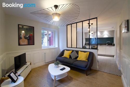 Apartamento de 52m2 en Biarriz con calefacción