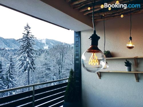 One bedroom apartment in Poiana Brasov in superb location