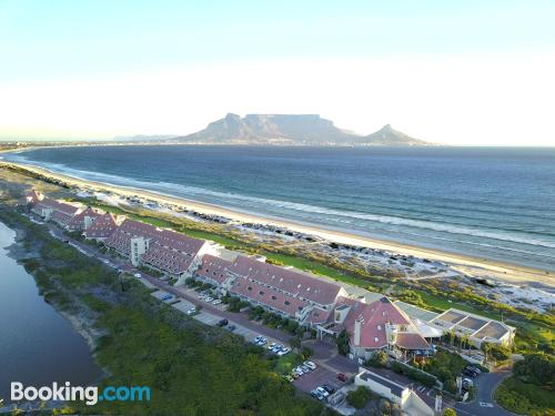 Home for couples in Bloubergstrand. Swimming pool!