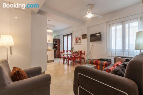Appartamento con Wifi. Perfetto per gruppi
