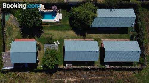 Apartamento con piscina en Vistalba
