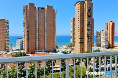 Place in Benidorm. 35m2.
