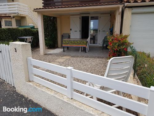 Small place in best location of Marseillan