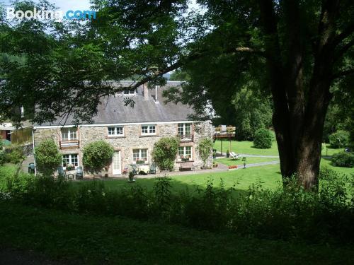 2 bedrooms home in La-Roche-en-Ardenne. Terrace!.