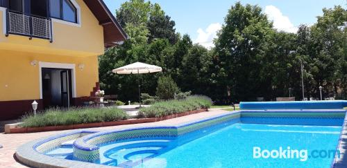 Home in Zamárdi with swimming pool and terrace