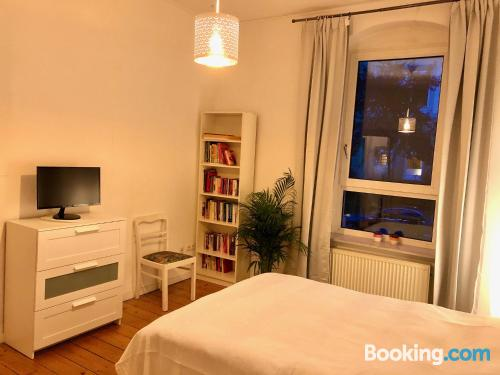 Enjoy in Braunschweig with two bedrooms.