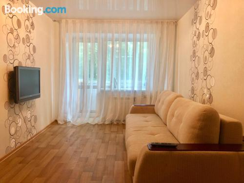Place in Barnaul good choice for 6 or more.