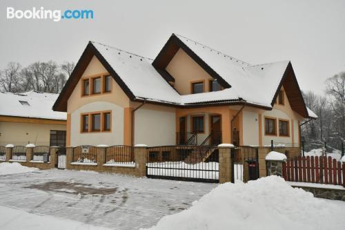 Apartamento con wifi en Batizovce