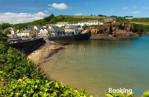 Place in Dunmore East for two.