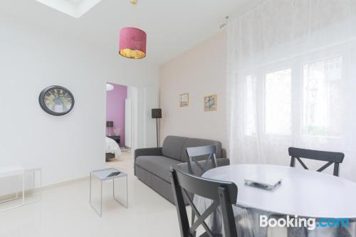 Apartamento de 34m2 en París con wifi.