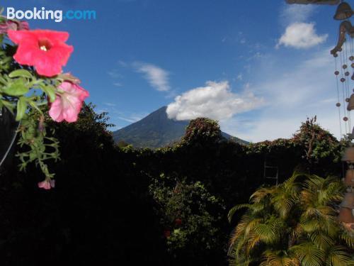 Acogedor apartamento en Antigua Guatemala con wifi