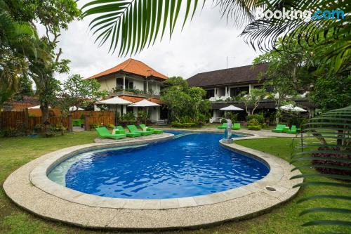 Apartamento con piscina en Sanur