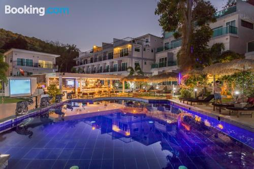Apartment for 2 people in Ko Samed. Be cool, there\s air-con!