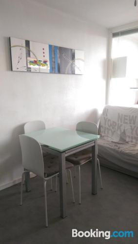 Apartment for six or more in Cap d'Agde.