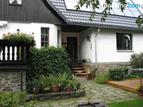 2 room place in incredible location of Tannenberg