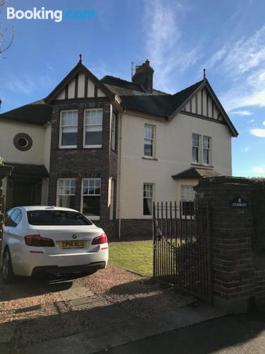 Apartment for two in Forfar. 24m2!