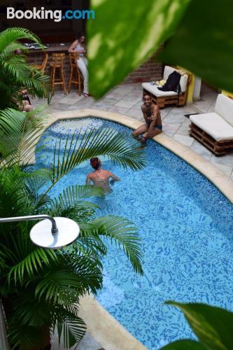 Apartamento con piscina en Cartagena de Indias