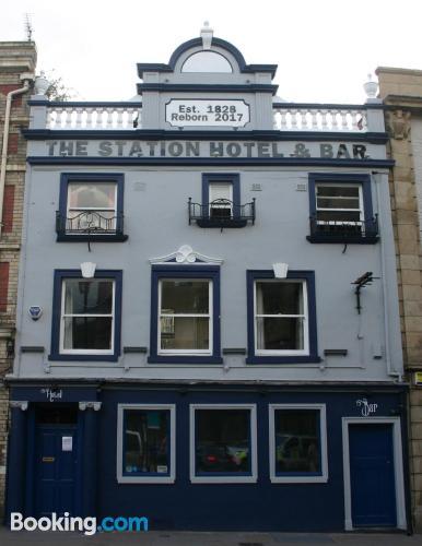 Place in Shrewsbury. Internet!