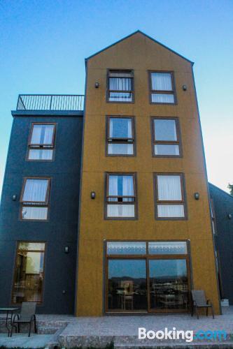 Apartamento con vistas y wifi en Valdivia. ¡Pequeño!
