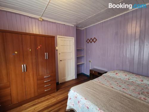 Apartamento con aire acondicionado ¡con vistas!.