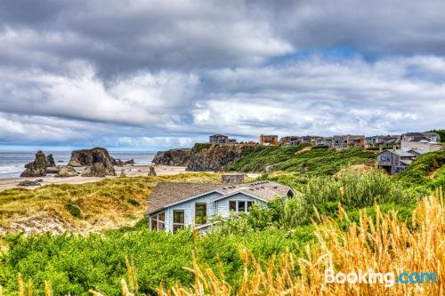 Apartment in Bandon with wifi.