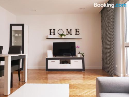 Ideal apartamento de una habitación con vistas