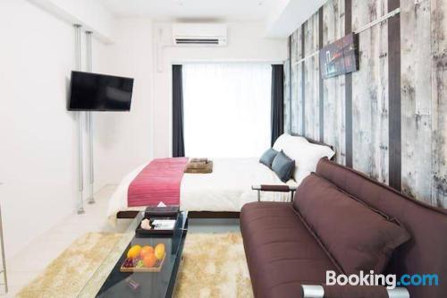 Apartamento con internet en Tokio.