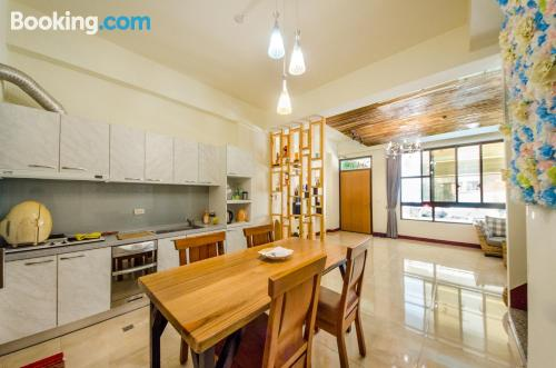 Apartment for 2 in Hengchun with terrace